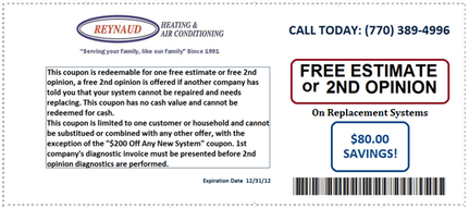 Free 2nd Opinion Coupon