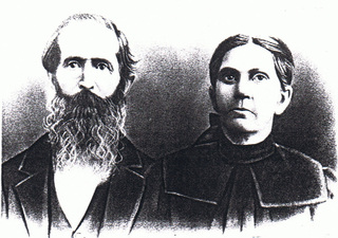 Reynaud HVAC - Kelleytown GA -  Henry Holcombe Kelley and his wife, Alice Cloud Elliott