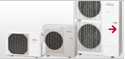 Fujitsu Mini Split System Heating and Air Conditioning Product LineupLineup