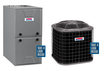 Reynaud HVAC Contractors - Heil Heating and Cooling Systems